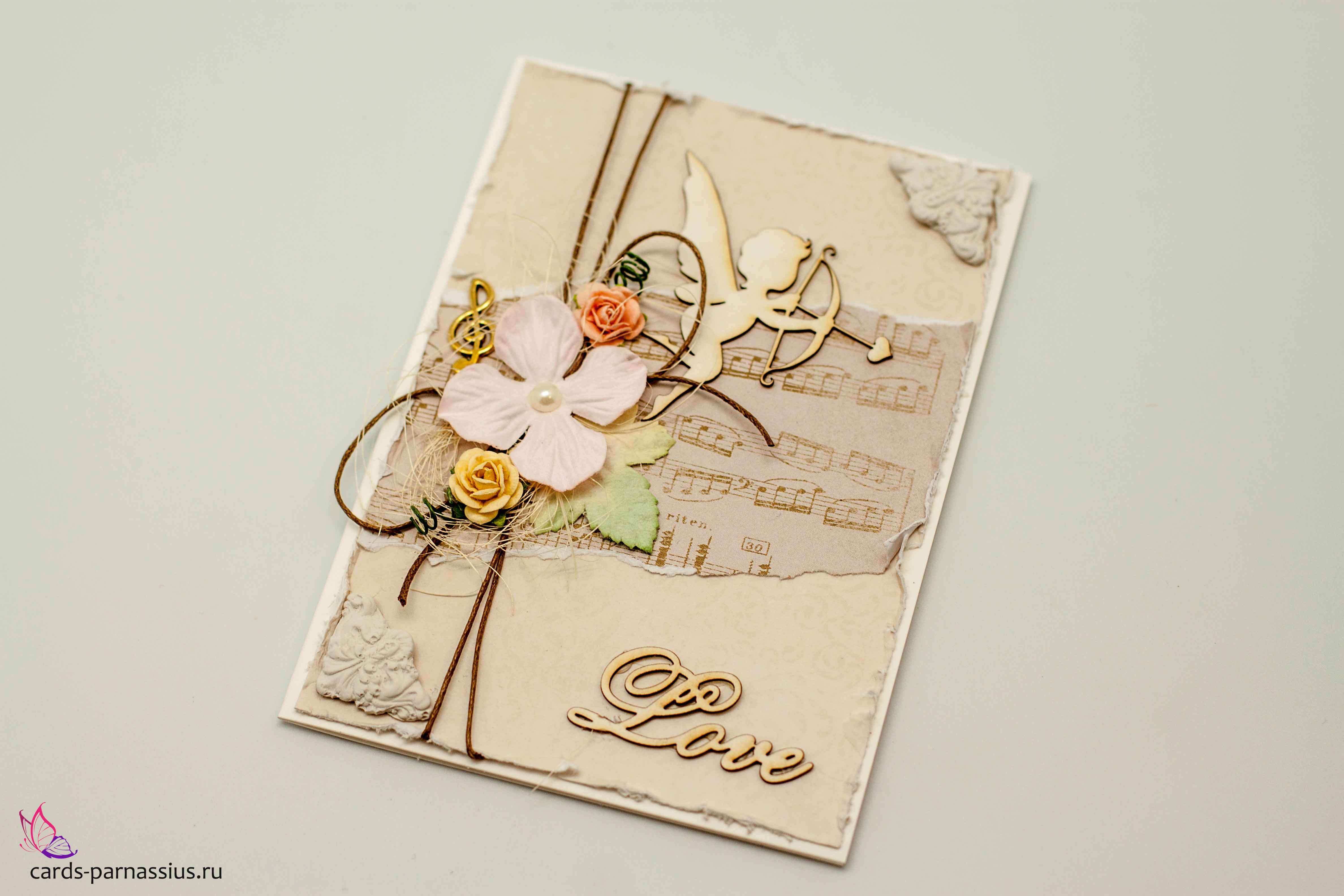 Продажа открыток ручной работы 510